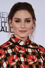 Olivia Palermo looked elegant wearing this loose bun at the New York City Ballet 2018 Spring Gala.