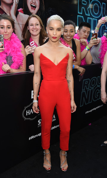 Look of the Day: June 13th, Zoë Kravitz