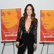 Look of the Day, November 24th: Olivia Wilde