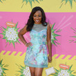 Tanya Chishold at Nickelodeon's 26th Annual Kids' Choice Awards 2013