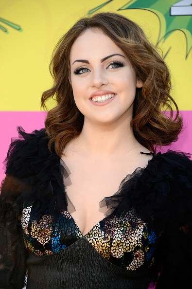 More Pics of Elizabeth Gillies Feathered Clutch (1 of 9) - Elizabeth Gillies Lookbook - StyleBistro