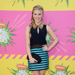 Caroline Sunshine at Nickelodeon's 26th Annual Kids' Choice Awards 2013