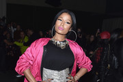 Nicki Minaj Bomber Jacket