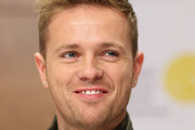 Nicky Byrne Spiked Hair