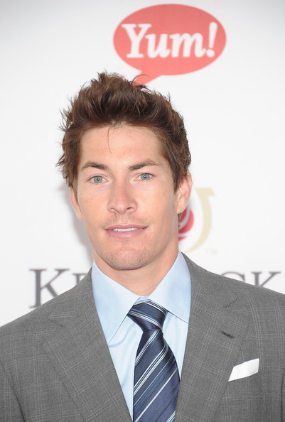 Nicky Hayden Hair