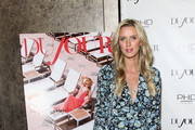 Nicky Hilton Wrap Dress