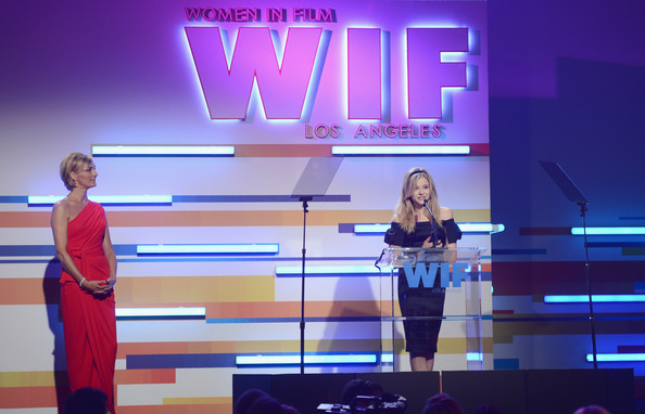2012 Women In Film Crystal + Lucy Awards - Show