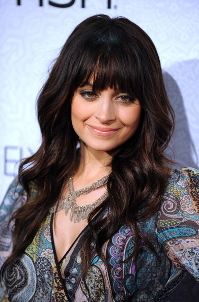 nicole richie new haircut 2010. Nicole Richie Hair