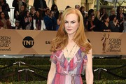 Nicole Kidman Evening Dress