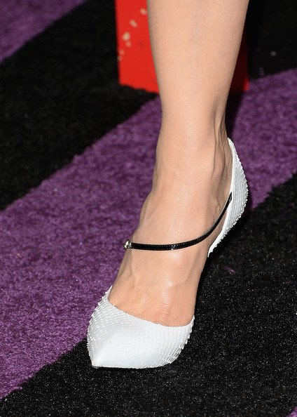 Nicole Kidman Evening Pumps