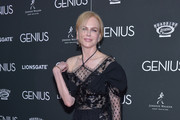 Nicole Kidman Patent Leather Purse