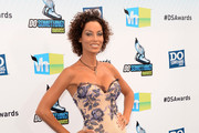 Nicole Murphy Corset Dress