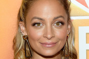 Nicole Richie Half Up Half Down