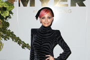 Nicole Richie Little Black Dress