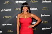 Niecy Nash Bandage Dress