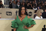 Niecy Nash Mermaid Gown
