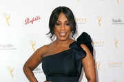 Niecy Nash One Shoulder Dress