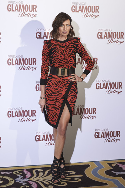 Nieves Alvarez Strappy Sandals