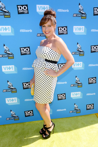 Nikki Deloach Maternity Dress