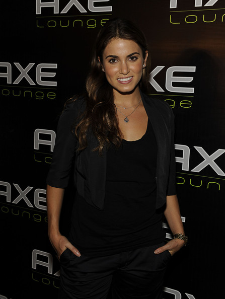 Nikki Reed Cropped Jacket