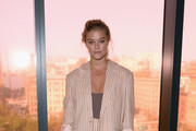 Nina Agdal Short Suit