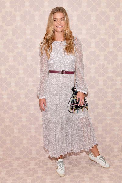 Nina Agdal Chain Strap Bag
