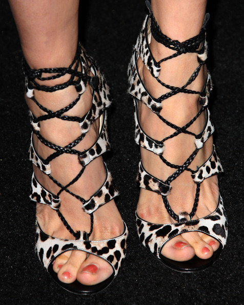 Nina Dobrev Shoes