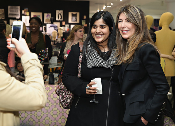 Lord & Taylor Celebrates #ShoesFirst With Nina Garcia Of Marie Claire Magazine