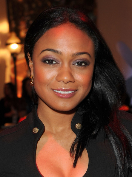 More Pics of Tatyana Ali Little Black Dress (1 of 10) - Tatyana Ali Lookbook - StyleBistro
