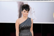 Norah Jones One Shoulder Dress