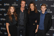 Cindy Crawford and Rande Gerber Photo