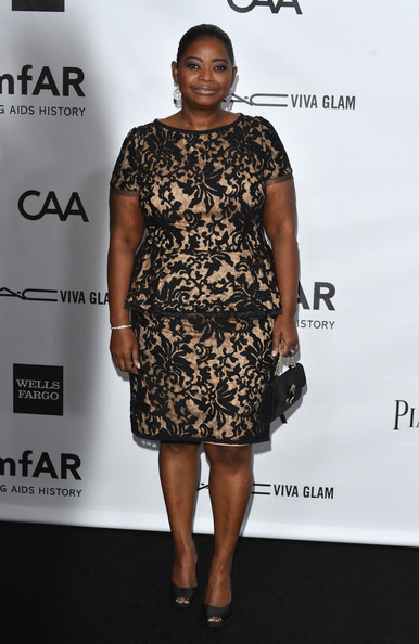 Octavia Spencer Cocktail Dress