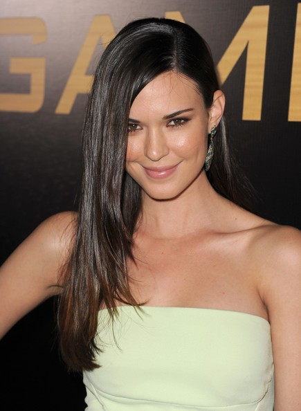 Odette Annable Hair