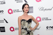 Odette Annable Mermaid Gown