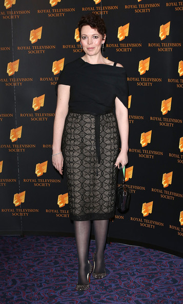 Olivia Coleman Cocktail Dress