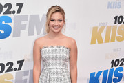 Olivia Holt Peplum Top