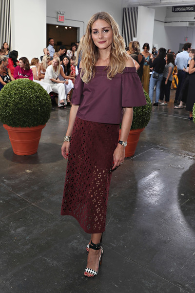 Olivia Palermo Pencil Skirt