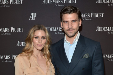 Olivia Palermo Johannes Huebl Audemars Piguet Celebrates the Opening of Audemars Piguet Rodeo Drive - Red Carpet