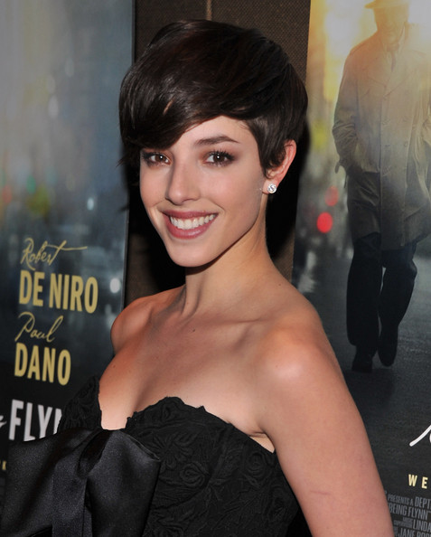Olivia Thirlby Layered Razor Cut