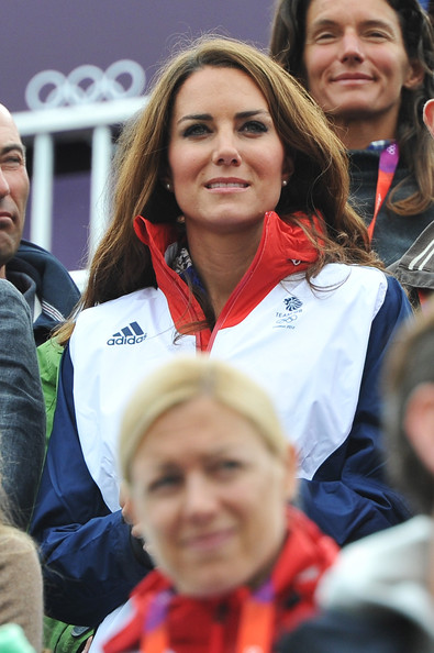 Kate in Adidas
