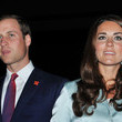 Kate & William at the Olympic Stadium