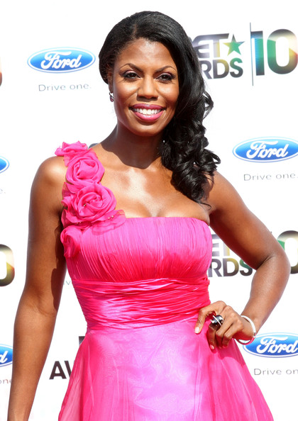 Omarosa Manigault-Stallworth Side Sweep