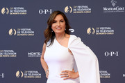 Mariska Hargitay Evening Dress