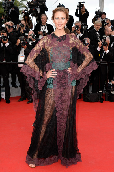 Valentino at the 2014 Cannes Film Festival