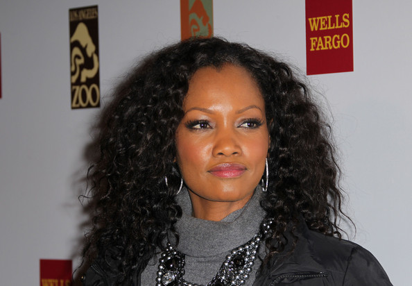 More Pics of Garcelle Beauvais Long Curls (1 of 3) - Long Hairstyles Lookbook - StyleBistro []