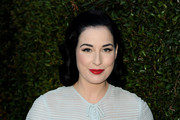 Actress Dita Von Teese arrives at the opening night of