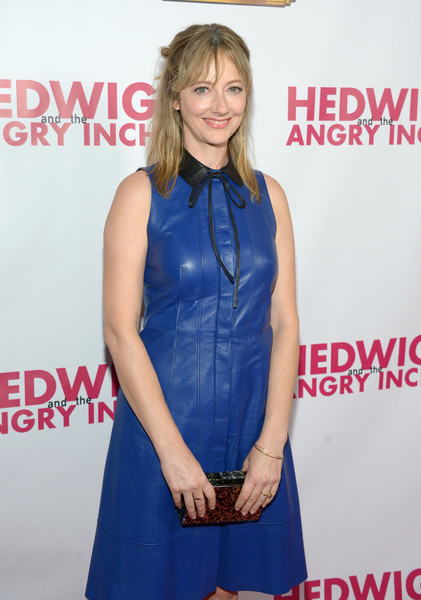 More Pics of Judy Greer Half Up Half Down (1 of 3) - Judy Greer Lookbook - StyleBistro