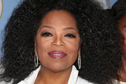 Oprah Winfrey Long Curls