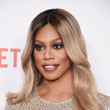 Laverne Cox's Soft Waves