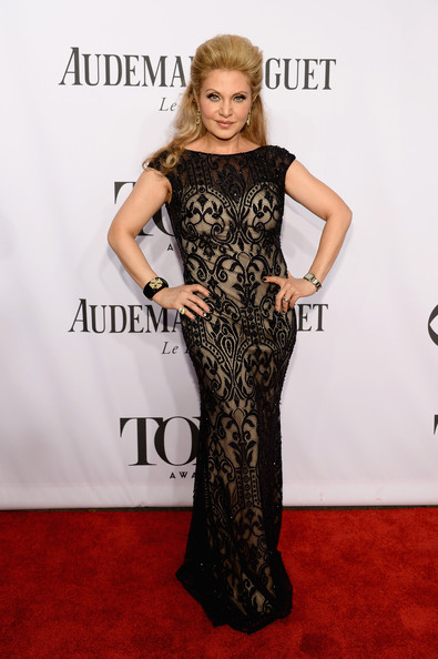 Orfeh Evening Dress